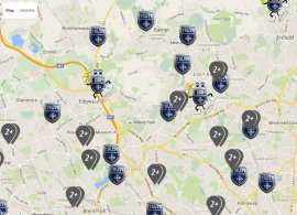 Find Your Nearest Trusted Garage